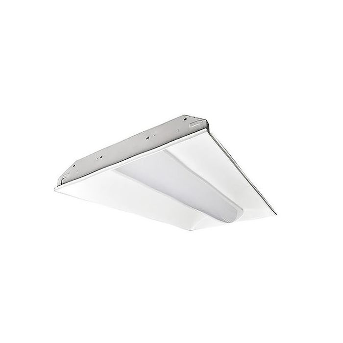 NaturaLED LED-FXTF30/2X2 DLC Premium Listed 30 Watt 2x4 LED Recessed Troffer Fixture Dimmable