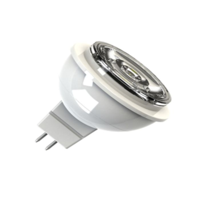 GE Lighting 37114 LED4D/GU1083035 Energy Star Rated 3.5 Watt LED MR16 Flood Lamp GU10 Dimmable 3000K