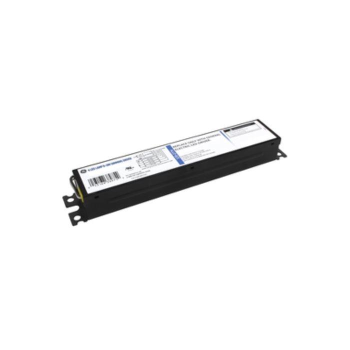 GE Lighting 88139 LED18T8/DR/D4L 72 Watt Lightech LED Tube Driver Dimming 50/60 Hz 120-277V Maximum 4 Tubes