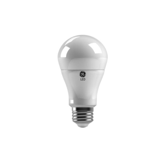 GE Lighting 95928 LED7DAV3/5K 7 Watt Screw-In Semi-Omnidirectional LED A19 Light Bulb Lamp E26 Base Dimmable 5000K