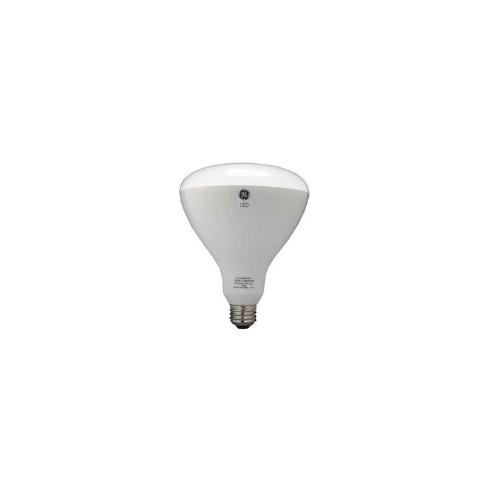 GE Lighting LED13DBR40 Energy Star Rated 13 Watt LED BR40 Reflector Flood Lamp E26 Base Dimmable