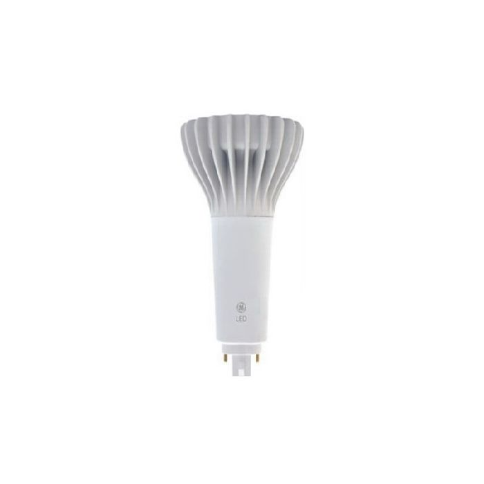 GE Lighting LED19GX24Q-V 18.5 Watt LED 4 Pin Plug-in Lamp Vertical GX24q/G24q Base
