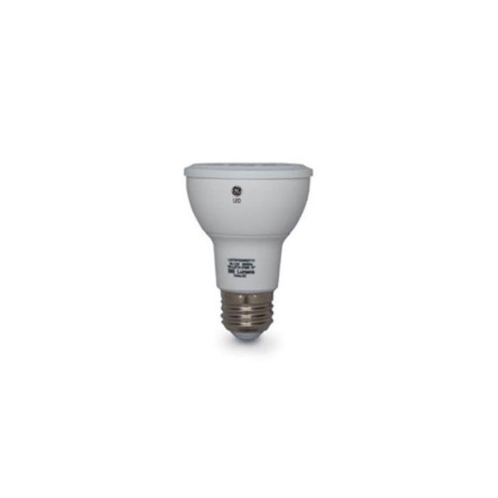 GE Lighting LED7DP203W Energy Star Rated 7 Watt Screw-In LED PAR20 Lamp Spotlight E26 Base Dimmable