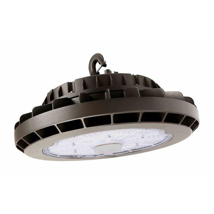Arcadia Lighting HBC04-175W 175-Watts LED Circular High Bay Fixture 120-277V Dimmable