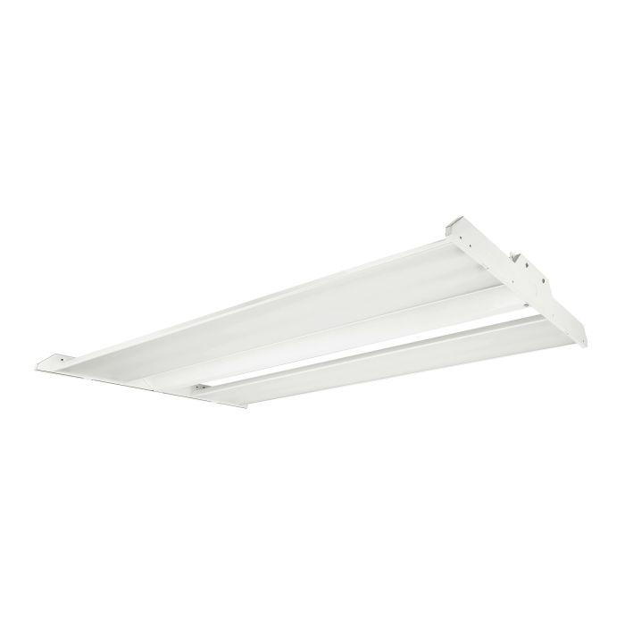 Arcadia Lighting HBLX-24-300W DLC Premium Listed 2x4 300-Watts LED High Bay Fixture 120-277V