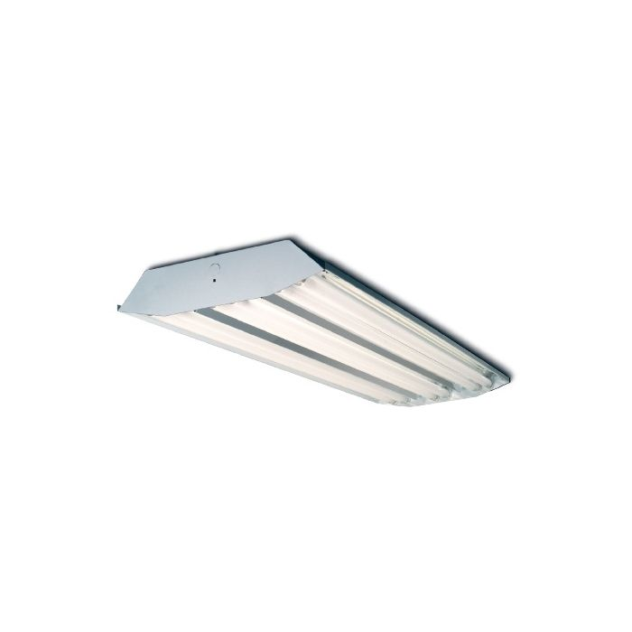 Howard Lighting HFA3W632AHEMV000000I HFA3 32W 32 Watt 6 Lamp T8 High Bay Fluorescent White Reflector (91%) High BF Instant Start Ballast High Efficiency Multi-Volt