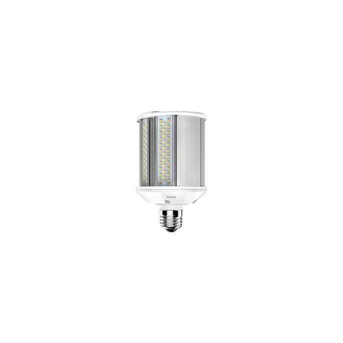 RAB Lighting HID-20-H-E26-830-BYP-WP 20 Watt Ballast Bypass Wall Packs Lamp E26 - Replaces 100W HID
