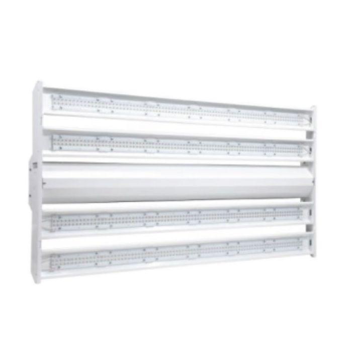 SLG Lighting HL 438 G1 4K DLC Listed 320 Watt LED Linear High Bay Fixture 12 0-277V 4000K