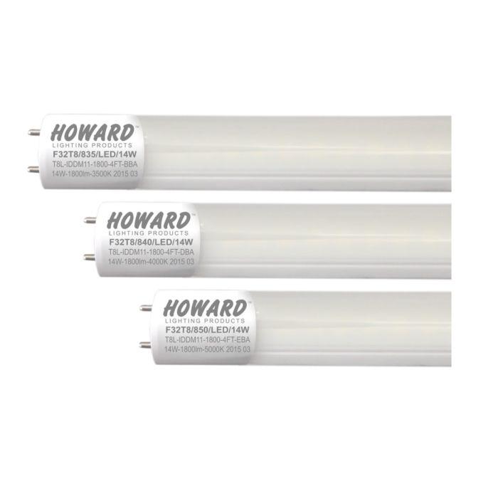 Main Image Howard Lighting F32T8/850/LED/14W 14 Watt 48