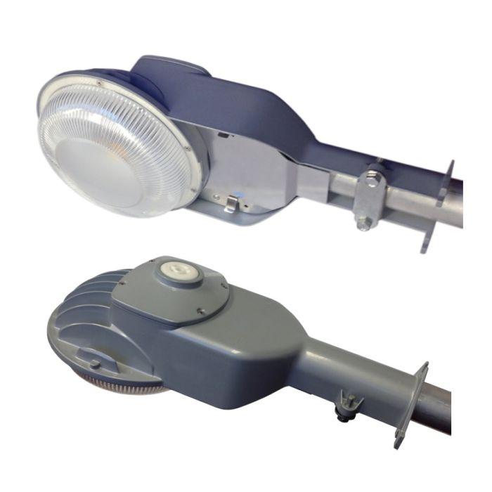 Main Image Howard Lighting DTDU35LED41MV 35 Watt LED Dusk to Dawn Utility Grade Light Fixture 4100K 120-277V
