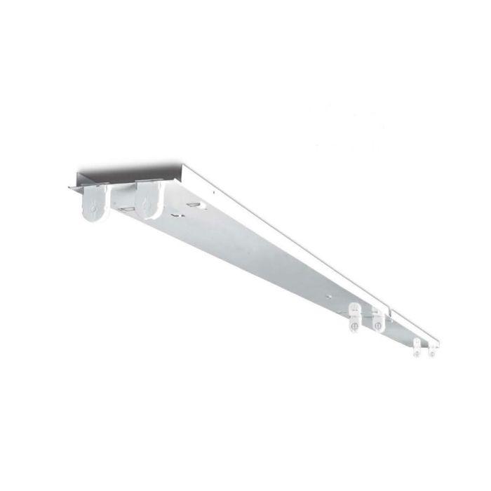 Howard Lighting FSR84232ASEMV000000I FSR8 32W 32 Watt Fluorescent Retrofit Strip 2 Lamp T8 Instant Start Standard Ballast Factor High Efficiency Multi-Volt