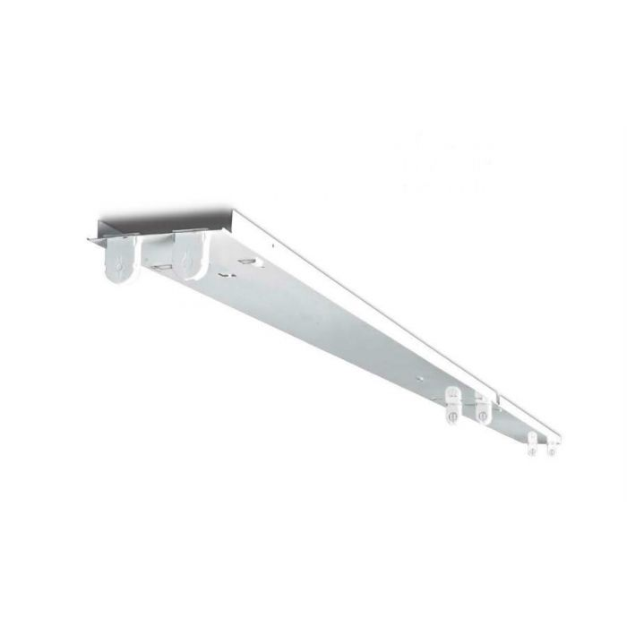 Howard Lighting FSR84432ALEMV000000I FSR8 32W 32 Watt Fluorescent Retrofit Strip 4 Lamp T8 Instant Start Low Ballast Factor High Efficiency Multi-Volt