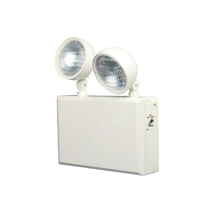Mule Lighting KES-12-54-2 54 Watt 12V Square LED Emergency Frog Eyes Light Fixture