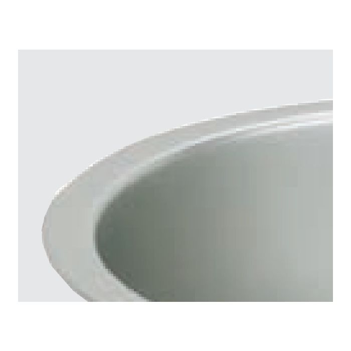 """Product Image CREE KR6T-SSGC-FF-WW Trim Finish Color For 6"""" KR Series Downlights Soft Satin Glow Clear Matching Flange Finish Wall Wash"""