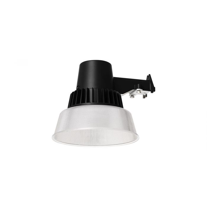 NaturaLED LED-FXSECD40/840 DLC Listed 40 Watt Security Wall Light with Photocell 120-277V 4000K - 200W Equivalent