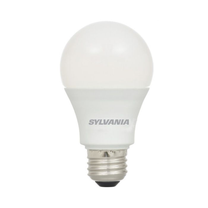 Sylvania LED14A19F Contractor Series 14 Watt LED A19 Replacement Lamp Non-Dimmable 100W Incandescent Equivalent - 6 Pack