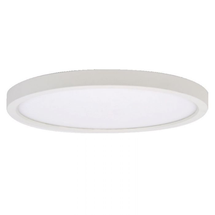 NaturaLED LED7FMD-90L9CCT3 15 Watt 7-Inch LED Flush Mount Disk with Selectable Color Temperature