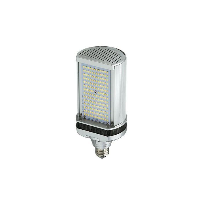 Light Efficient Design LED-8088E40-G4 50 Watt Shoe Box Roadway Wall Pack Retrofit Lamp E26 Base 4000K