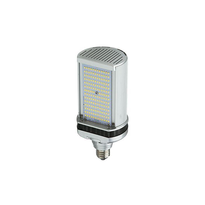 Light Efficient Design LED-8088E50-G4 50 Watt LED Shoebox and Wallpack Retrofit Lamp 120-277V 5000K Replaces up to 175W HID