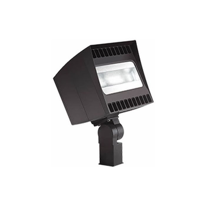 Main Image RAB Lighting CANVAS78SF 78 Watts LED Canvas Floodlight Fixture Slip Fitter Mount 120-277V (Product Configurator)