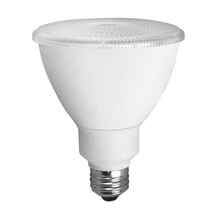 TCP Lighting LED12P30V30KNFL 12 Watt 12W PAR30 Non-Dimmable Narrow Flood Lamp 3000K
