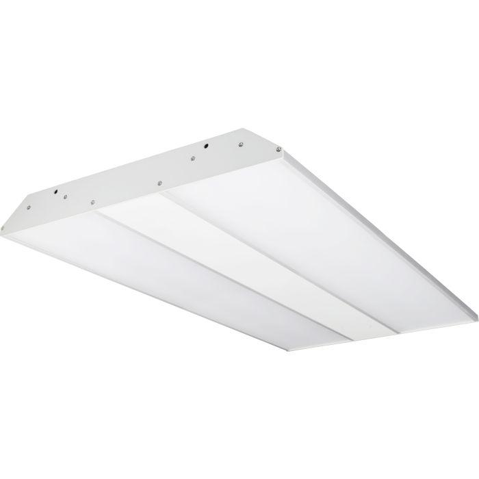 NaturaLED LED-FXHBL210/44FR DLC 4.0 Premium 210 Watt LED Linear High Bay Light Fixture Replaces 575-1000W HID