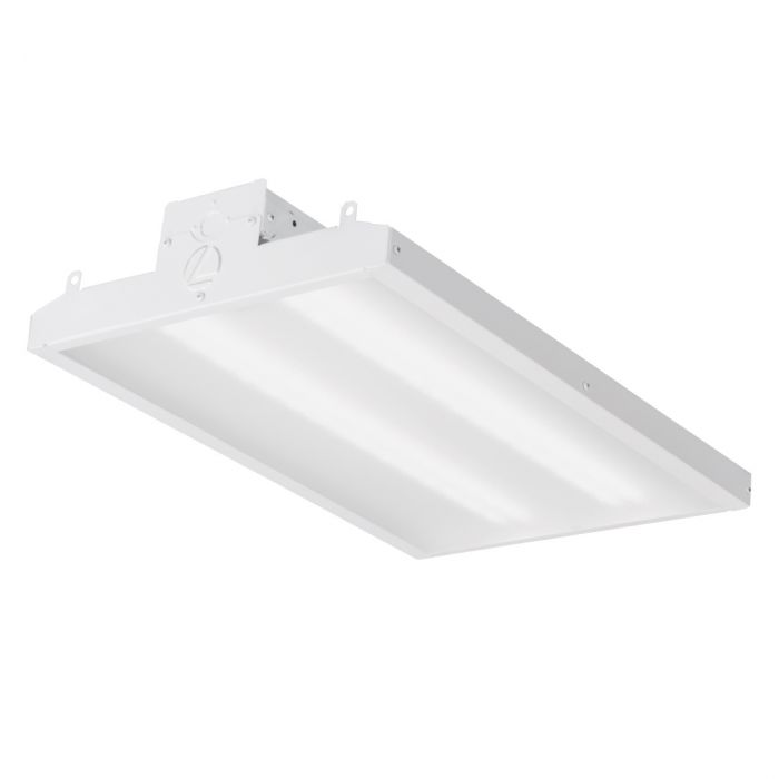 Lithonia Lighting IBE 15LM MVOLT DLC Premium Listed 107 Watt Contractor Select LED High Bay Light Fixture Dimmable 120-277V