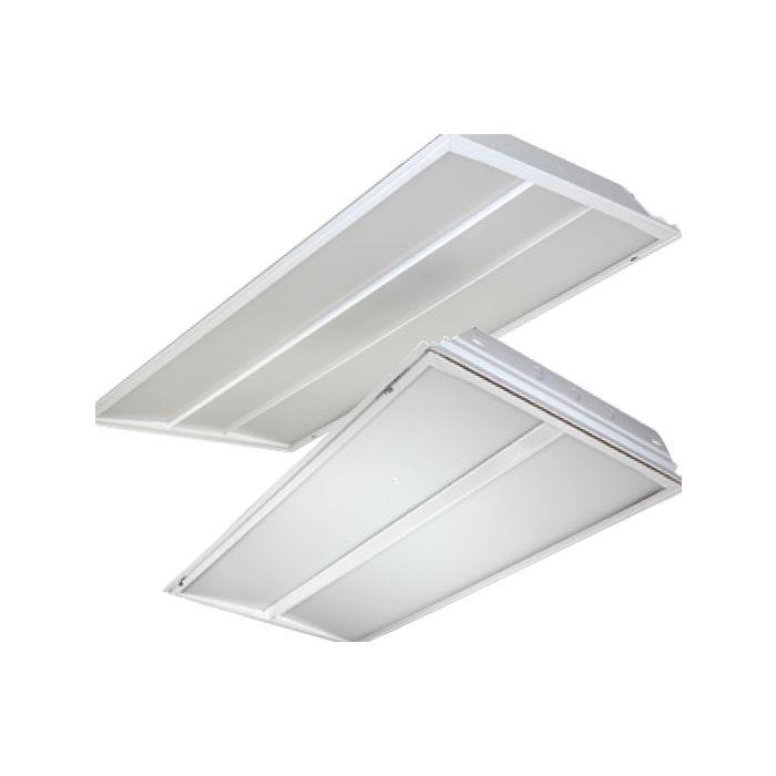 LSI Industries GA LED UE Economy Recessed Troffer Light Fixture