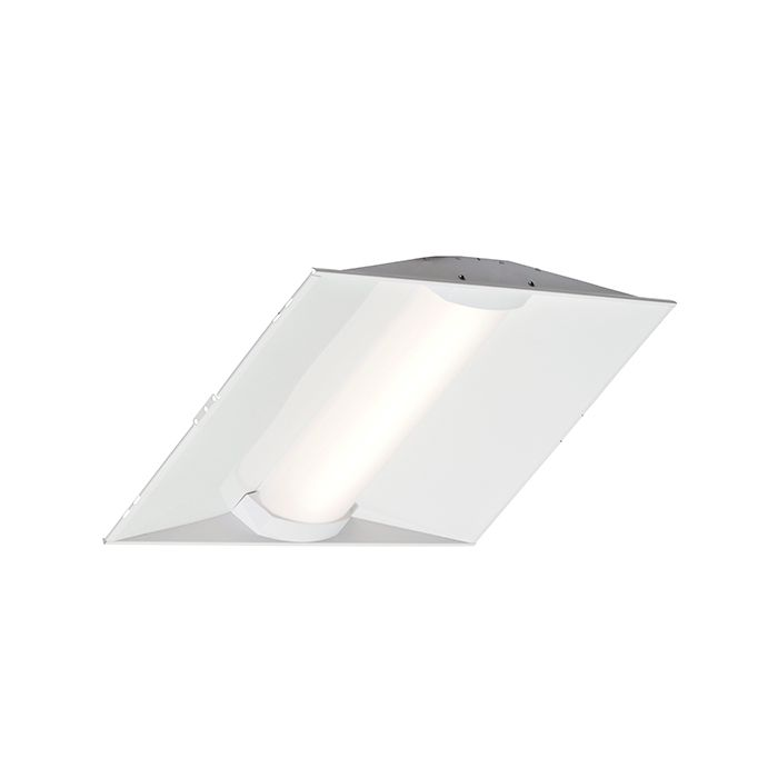 CREE ZR22C Series 2x2 Commercial Series LED Troffer Light Fixture Dimming