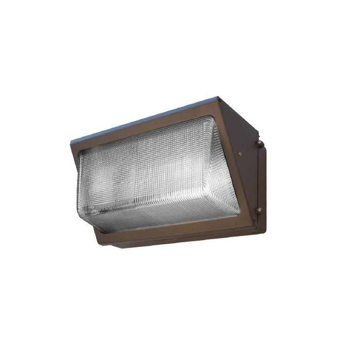 Howard Lighting LWP-5090-LED-MV 95Watt Large LED Wallpack Light Fixture 120-277V 5000K