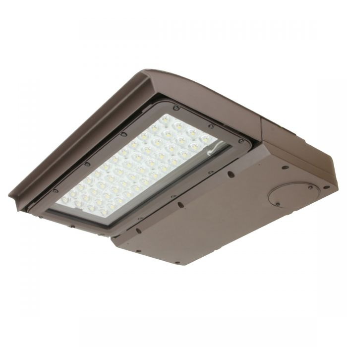 Maxlite MP-AR100HT5 MPulse 100 Watt LED Area Light Fixture T5 347-480V Dimmable 250W Metal Halide Equivalent