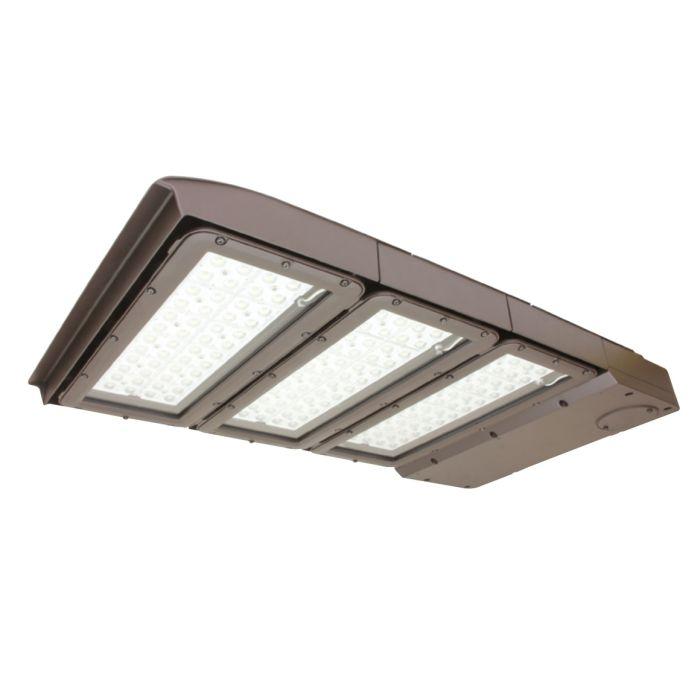 Maxlite MP-AR300HT4 MPulse 300 Watt LED Area Light Fixture T4 347-480V Dimmable 750W PSMH Equivalent