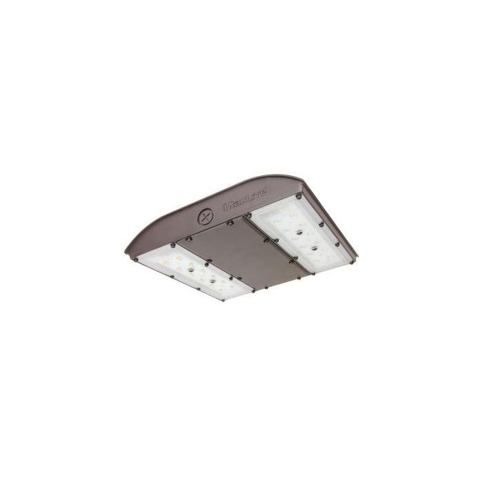 Maxlite MP-CP55UP-50BMS MPulse 56 Watt LED Parking Garage Canopy Light Fixture with Sensor 120-277V 5000K 250W Metal Halide Equivalent