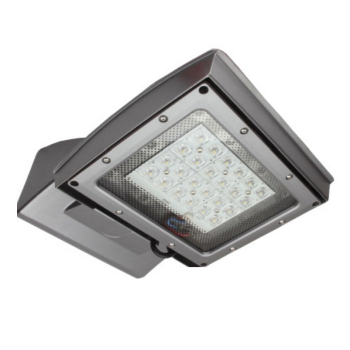 Maxlite MP-SM55UT5-VC850BMS MPulse 55 Watt LED Adjustable Wall Mount T5 Light Fixture with Motion Sensor 5000K 250W Metal Halide Equivalent