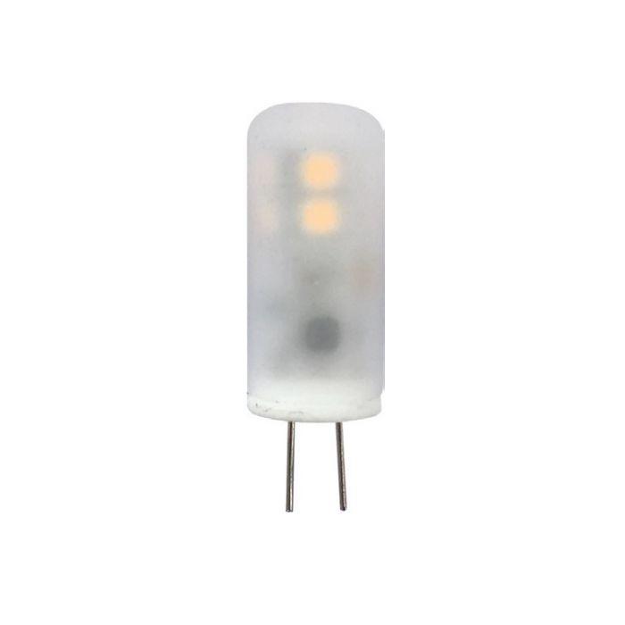 NaturaLED LED2JC/16L/G4 2 Watt LED Bi-Pin JC 12V Lamp Replaces 20W Halogen G4 Capsule 3-Year Warranty