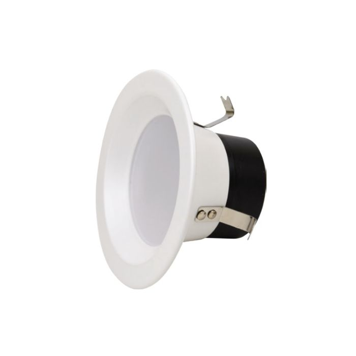 NaturaLED LED4RL9-54L Energy Star Certified 9 Watt 4 Inch LED Recessed Downlight Retrofit Kit Dimmable 60W Equivalent