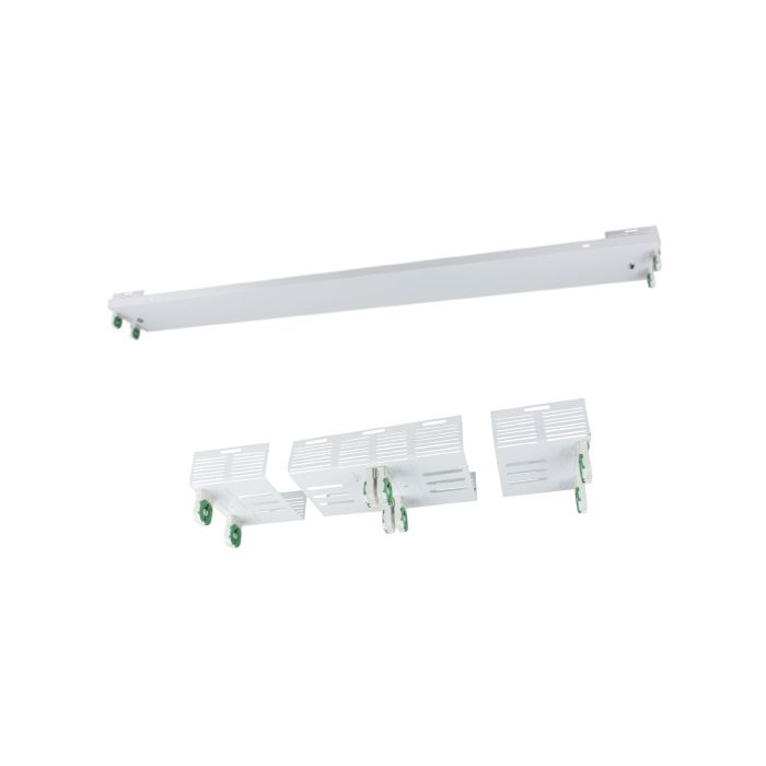New Earth Lighting RXS84T8UN-10P 4 x F32T8, Retrofit Kit for 8' Strip, Non-Shunted Sockets (10 Pack)
