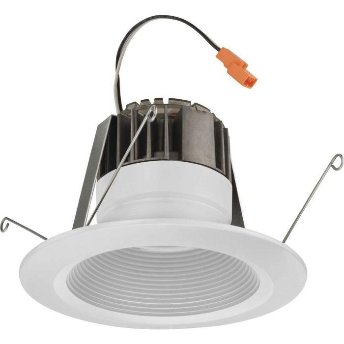 Lithonia Lighting 4BPMW LED M6 10 Watt 4 inch White LED Recessed Baffle Downlight Retrofit Module