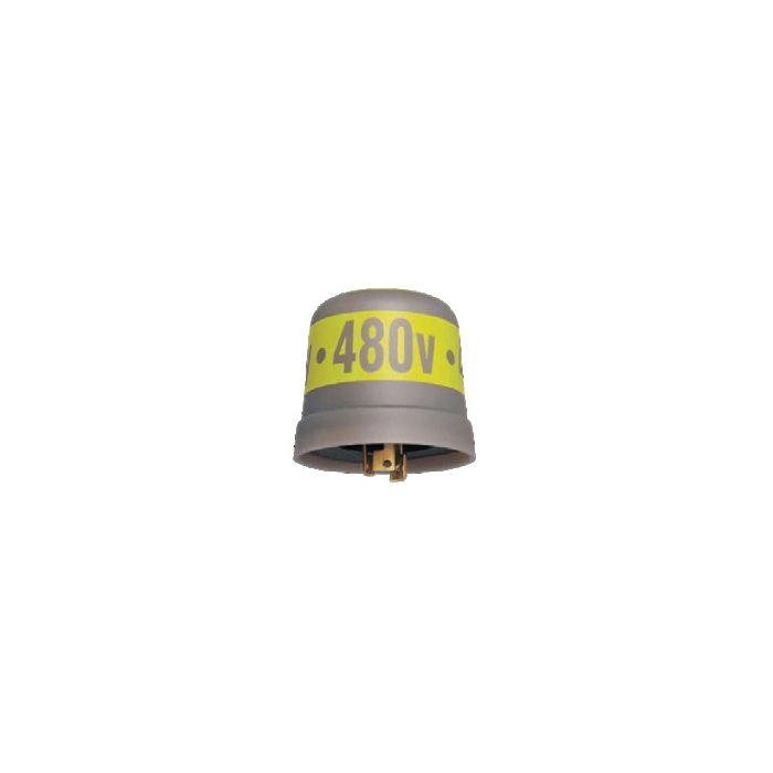 SLG Lighting PC-2 Twist-lock Photocell with Receptacle AC 480V 10-15 Lx On (Dusk) 30-40 Lx Off (Dawn)