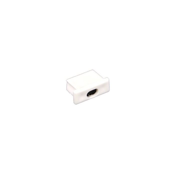 American Lighting PE-AA1-FEED Plastic End Cap with Wire Feed Hole for PE-AA1