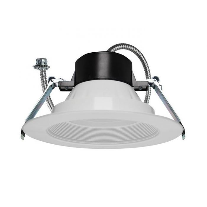 Maxlite RCF618CSW Universal Downlight Fixture 6IN 18W Color Selectable 3000K/3500K/4000K 32W CFL Equivalent