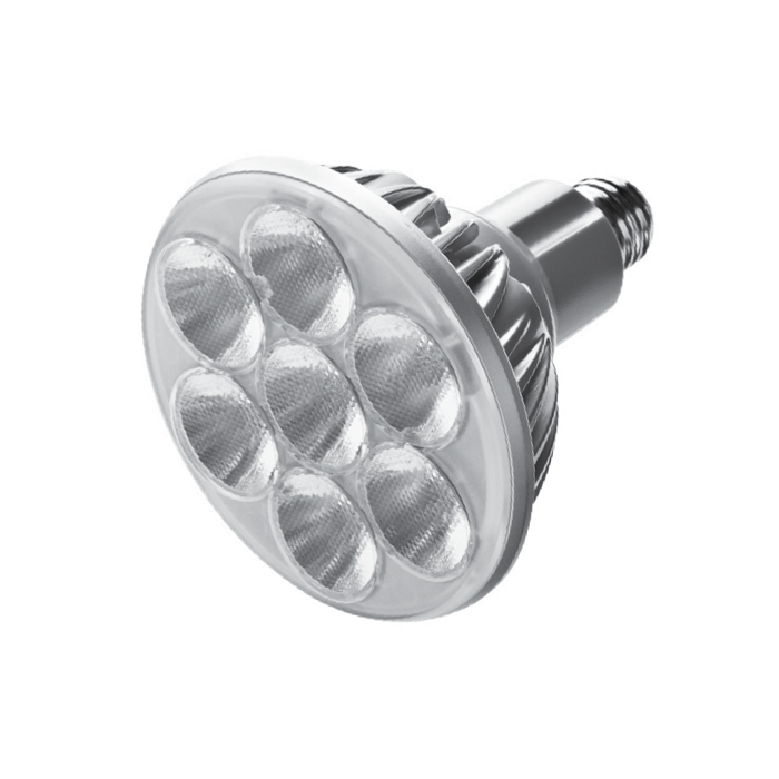 Product Image CREE LRP38-10L-30K-12D-GU24 13.5 Watts 13.5W PAR38 GU24 Base LED 12 Degree Dimmable Lamp 3000K