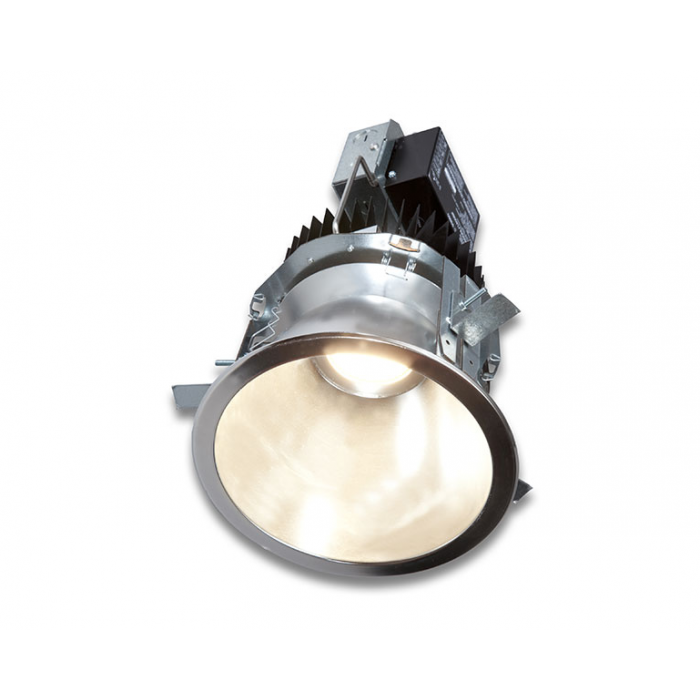 Product Image GE Lighting RI8-15 22W 22 Watts 8 Inch Round RI Series Retrofit LED Downlight Powered by Infusion - Dimmable - Multivolt 120V-277V
