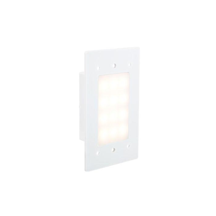 American Lighting SGL3-LED-WW 1.7W Warm White LED Step Light Engine 120-277V 3000K