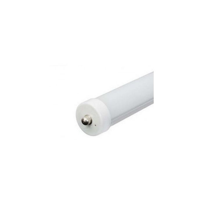 NaturaLED LED38T8/96FR44 DLC LIsted 38 Watt 8ft T8 LED Instant Fit Tube Lamp Frosted Glass Lens Ballast Compatible
