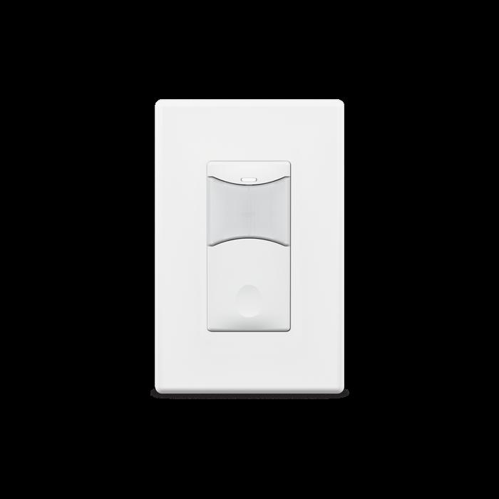 Sensorworx SWX-123 Manual On 1-Pole Wall Switch Sensor with Passive Dual Tech