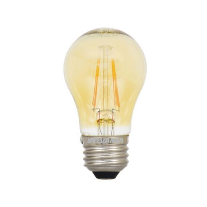 Sylvania 75343 LED4.5A15DIM822VINRP 4.5 Watt LED A15 Vintage Bulb Lamp E26 Dimmable 2175K Replaces 40W Incandescent