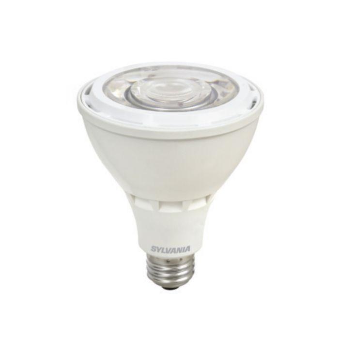 Sylvania 79361 LED19PAR30LNHODIM830SP15W120 Energy Star Rated 19 Watt ULTRA LED HO PAR30LN Lamp Dimmable 3000K Replaces 75W Halogen