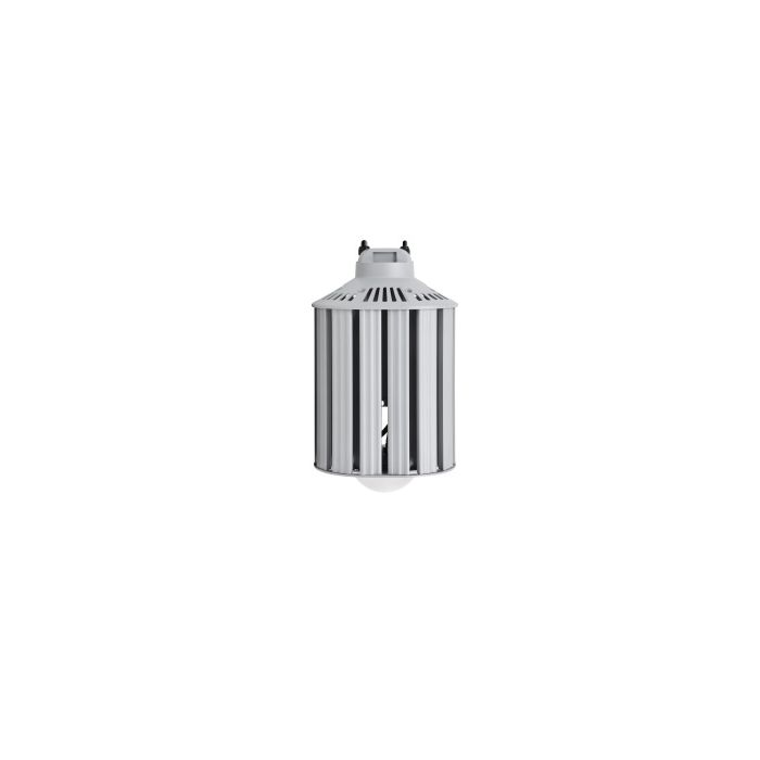 Sylvania HIBAY1A/200UNVD8 DLC Listed 200 Watt LED High Bay Light Fixture Dimmable with EM Replaces 320-400W MH HPS