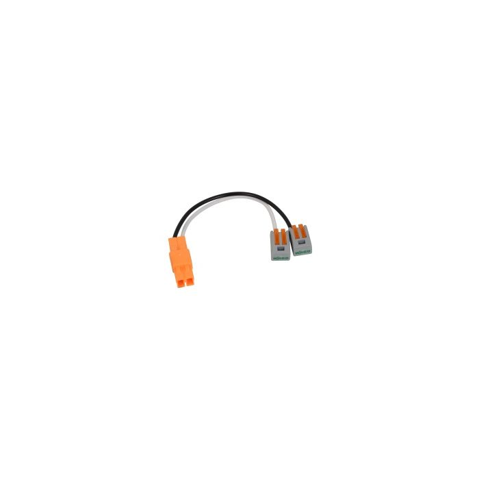 Sylvania 75107 LED/ADAPTOR/PUSHWIRE Pushwire Adaptor for LED Recessed Downlight Kit - 100 Pack